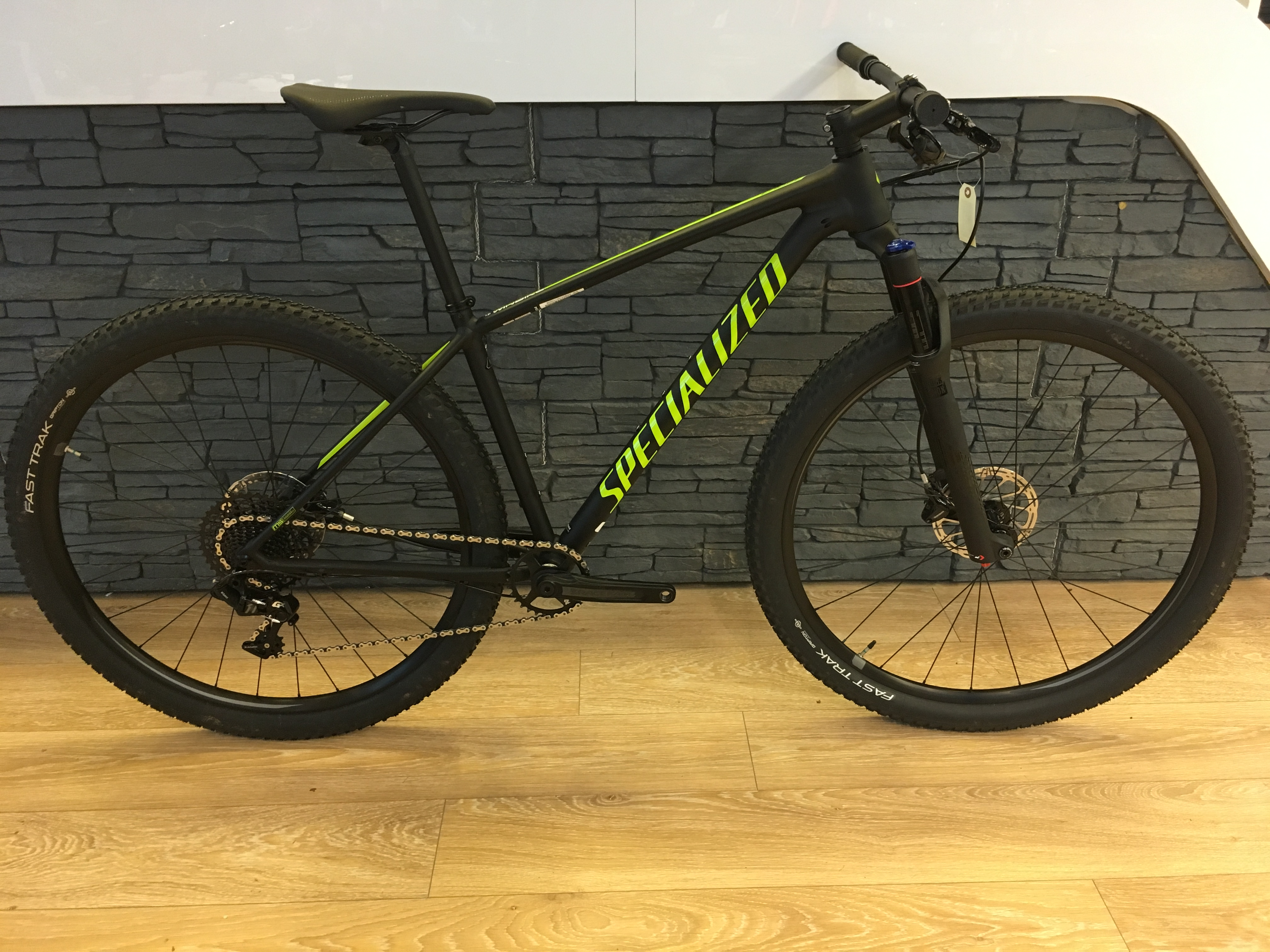 Specialized Chisel Expert 1X 2018 T:M Image