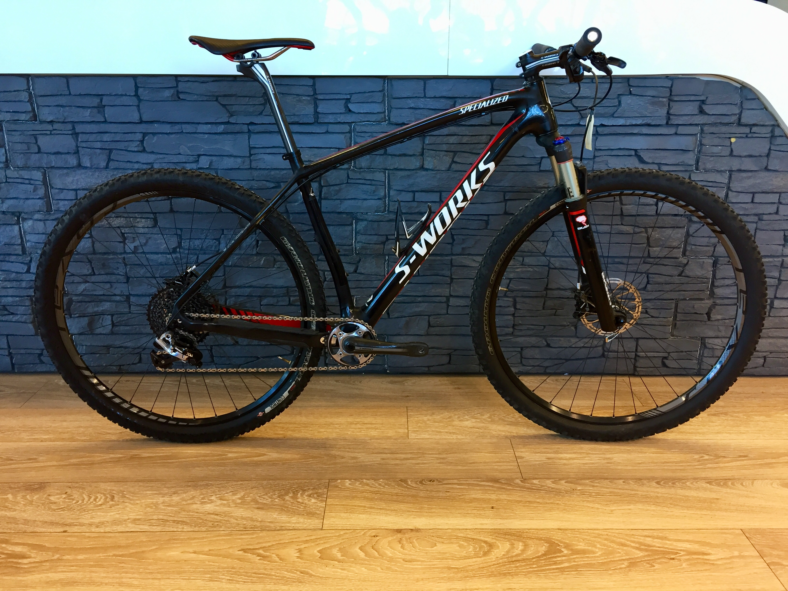 Specialized SW Stumpjumper HT 19 CARBON 2013 Image