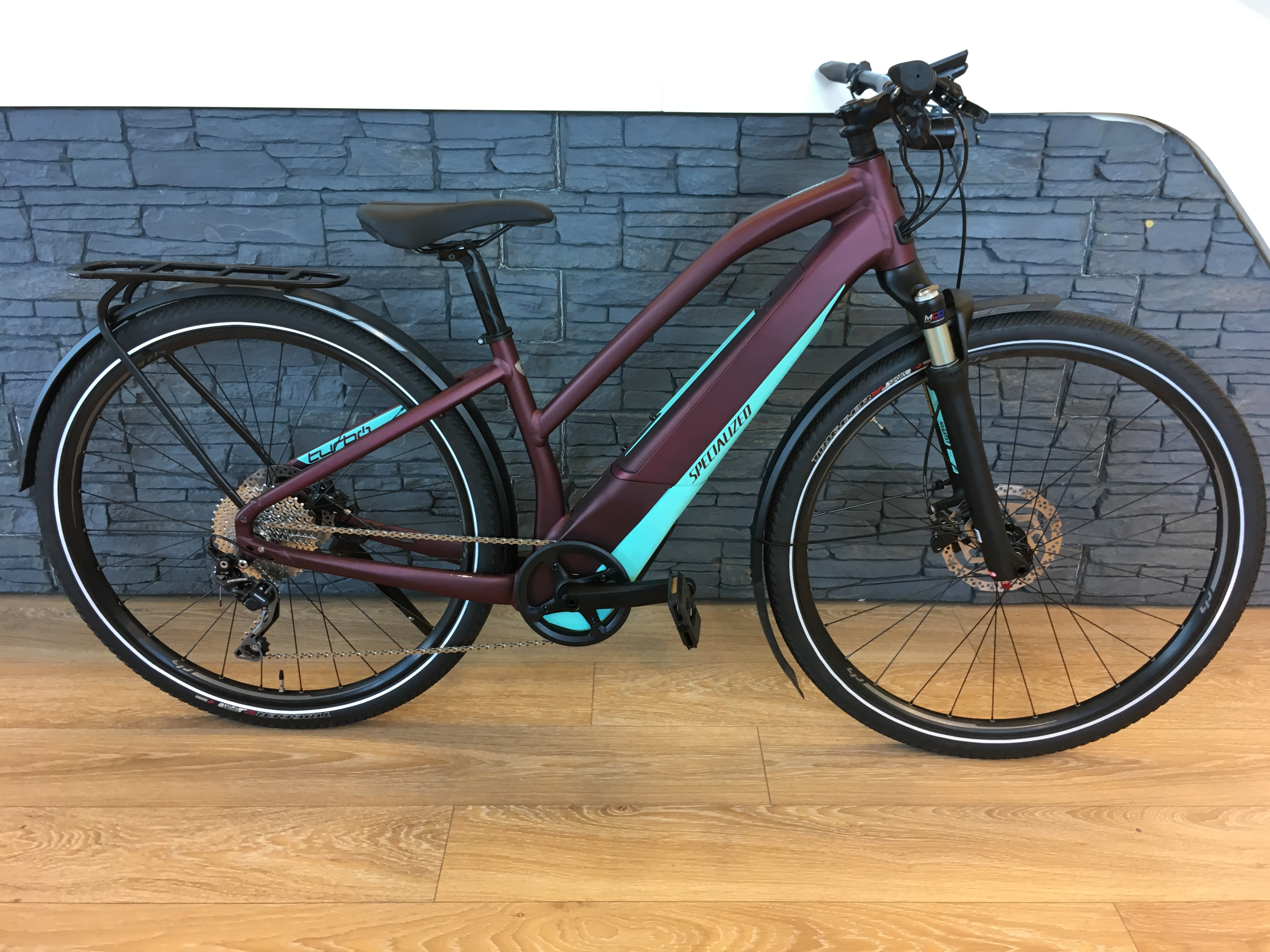 Specialized Turbo Vado WMN S 3.0 2018 Image