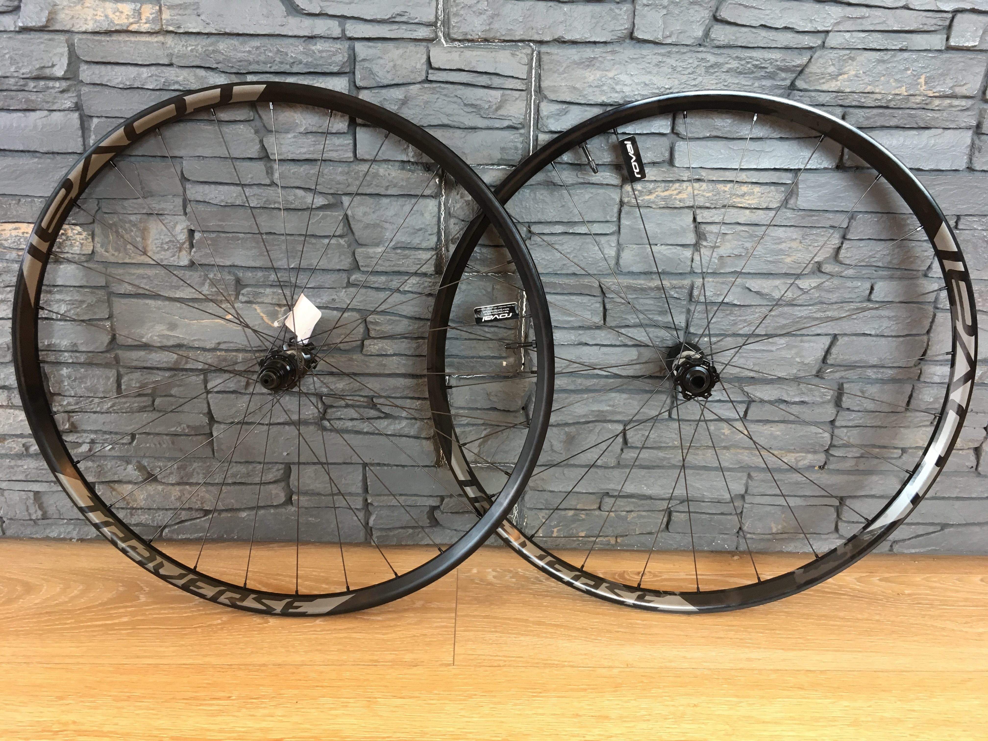 Roues VTT Roval Traverse 29 Image
