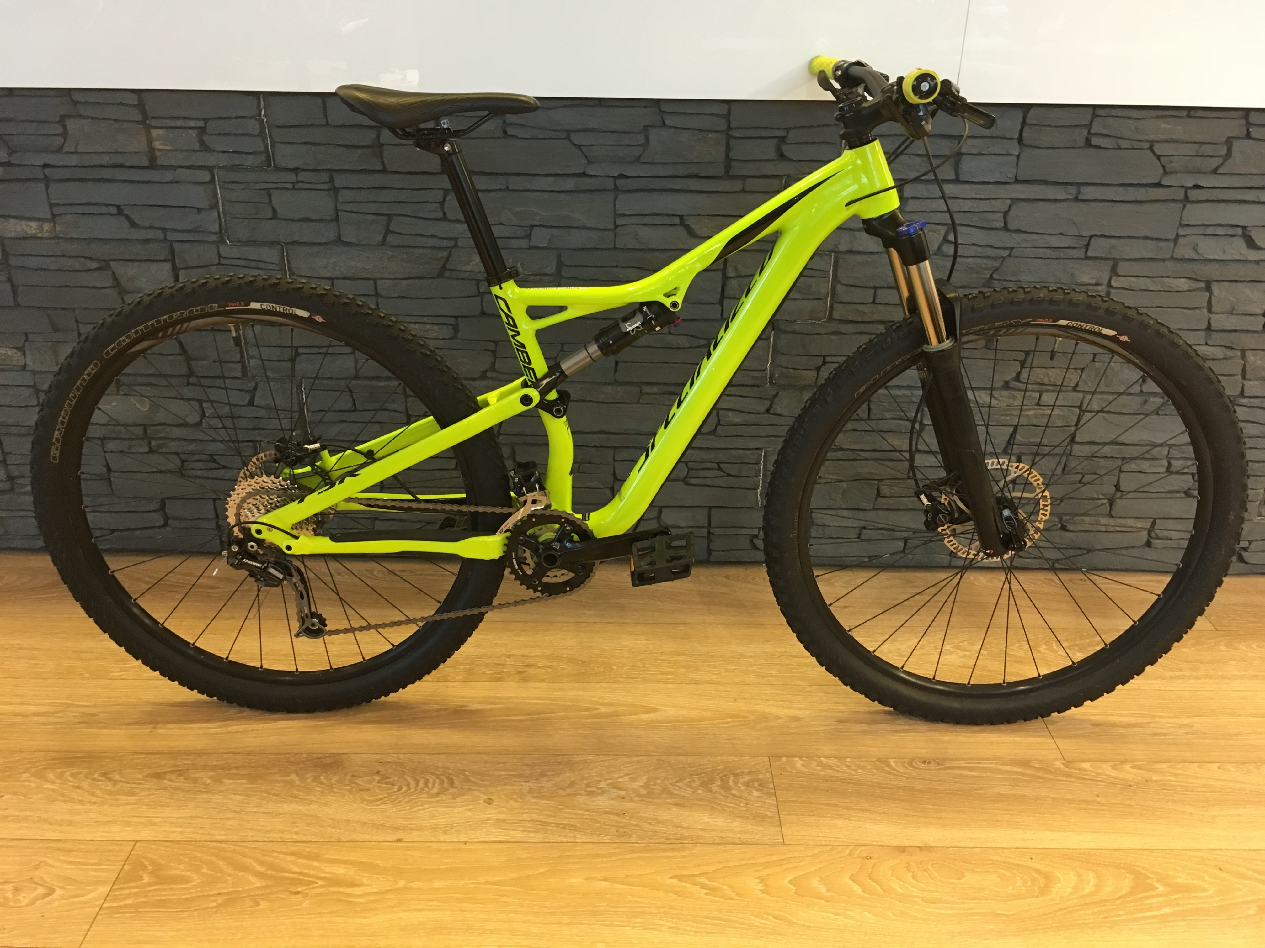 Specialized Camber M 2017 Image