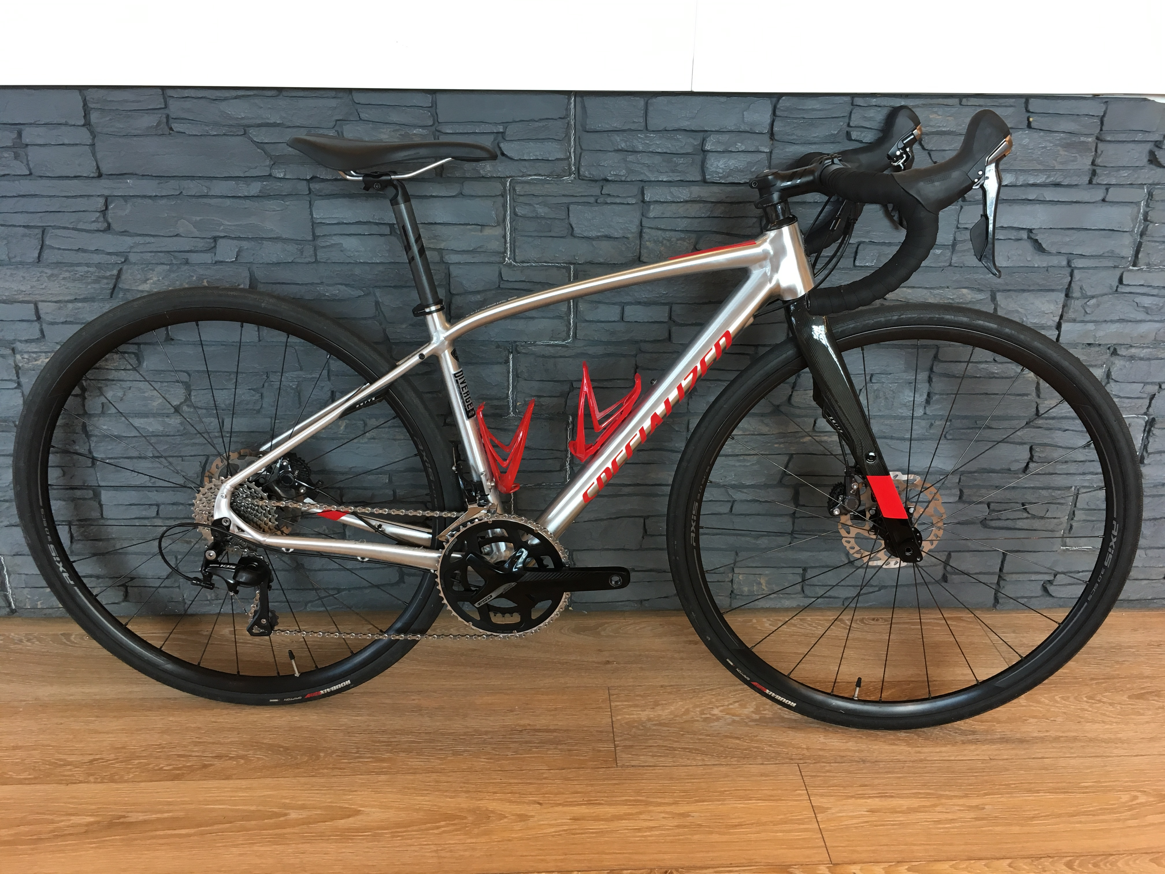 Specialized Diverge Comp DSW 49 2016 Image