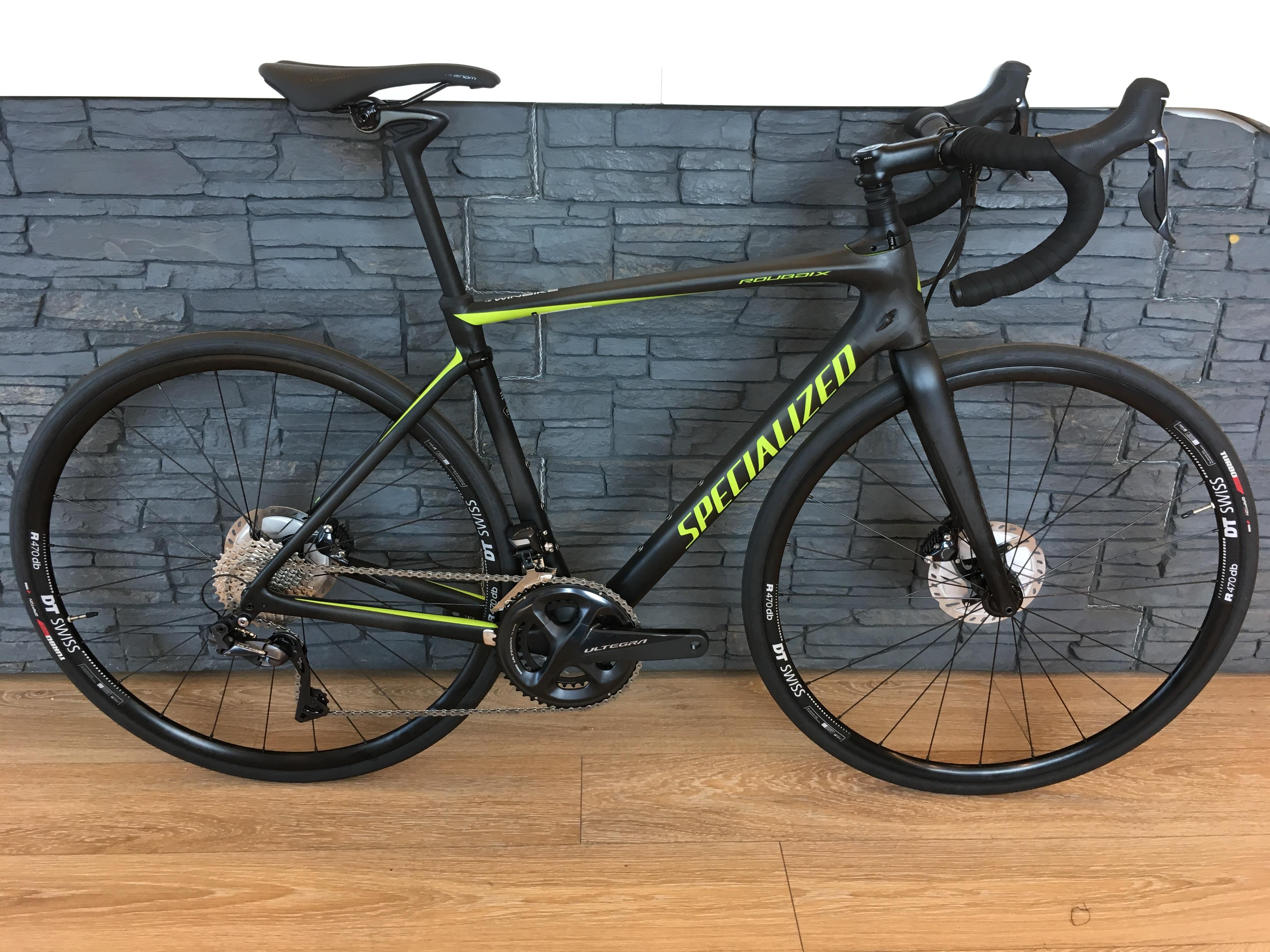 Specialized Roubaix Comp Ultegra Di2 54 2019 Image