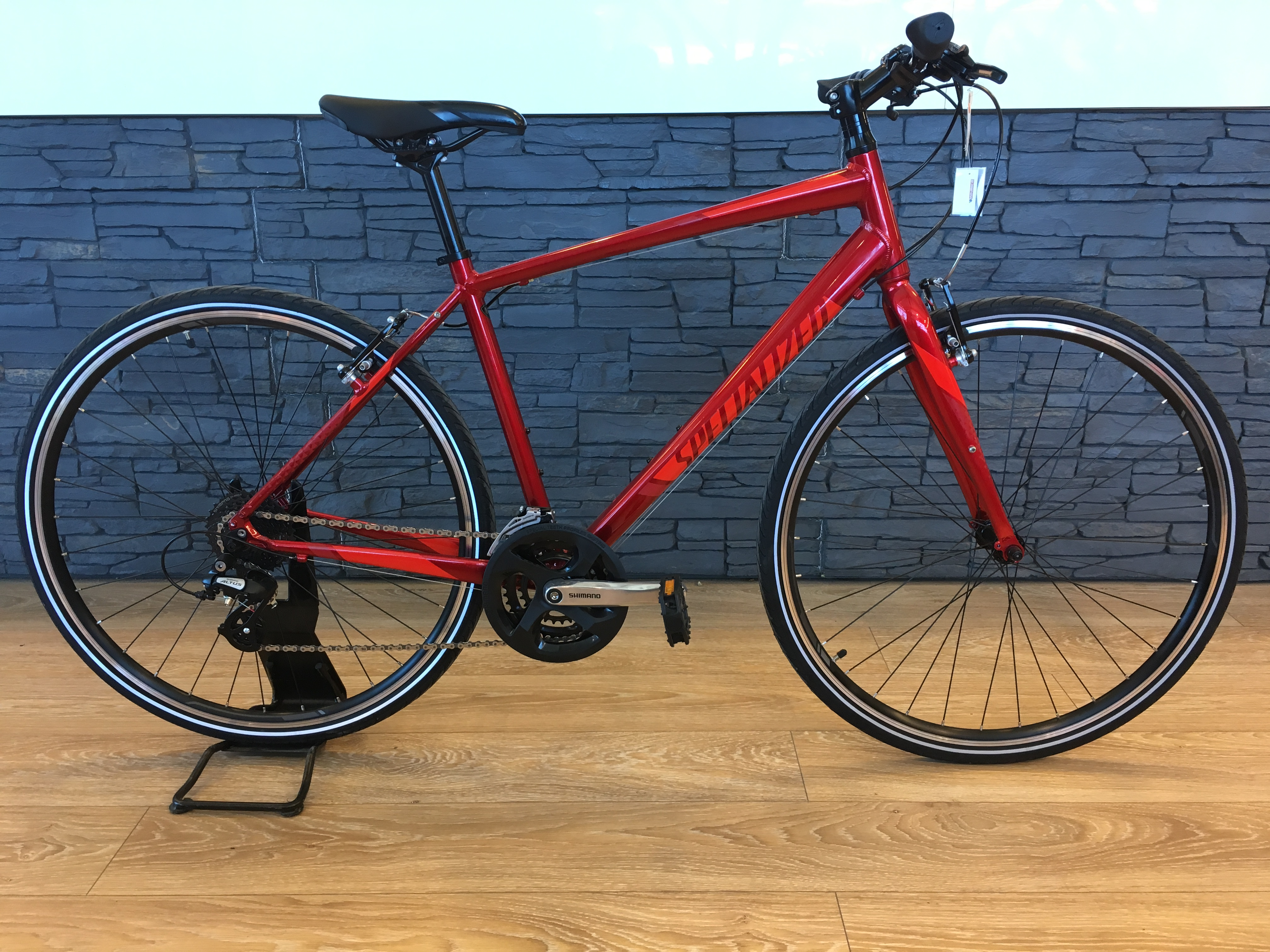 Specialized Sirrus 2016 T:M Image