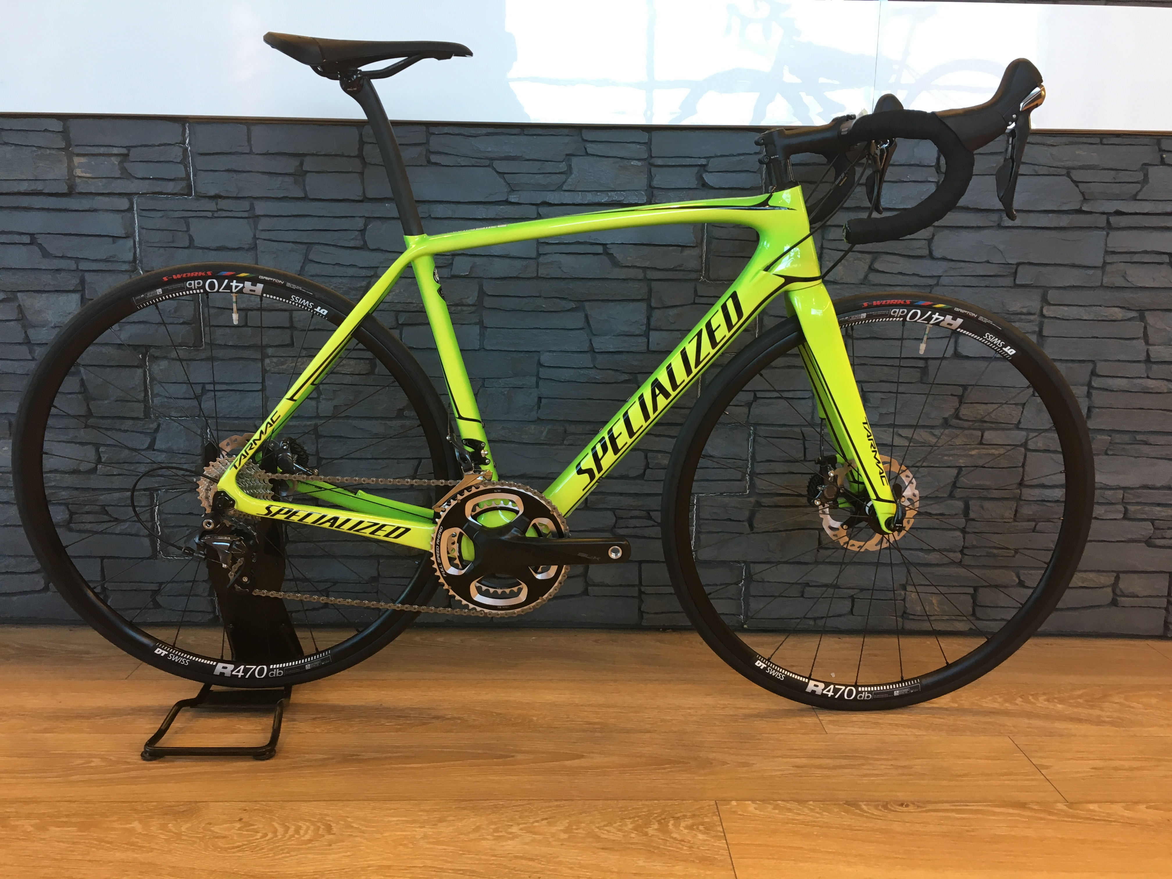 Specialized Tarmac Expert Disc T:54 2017 Image