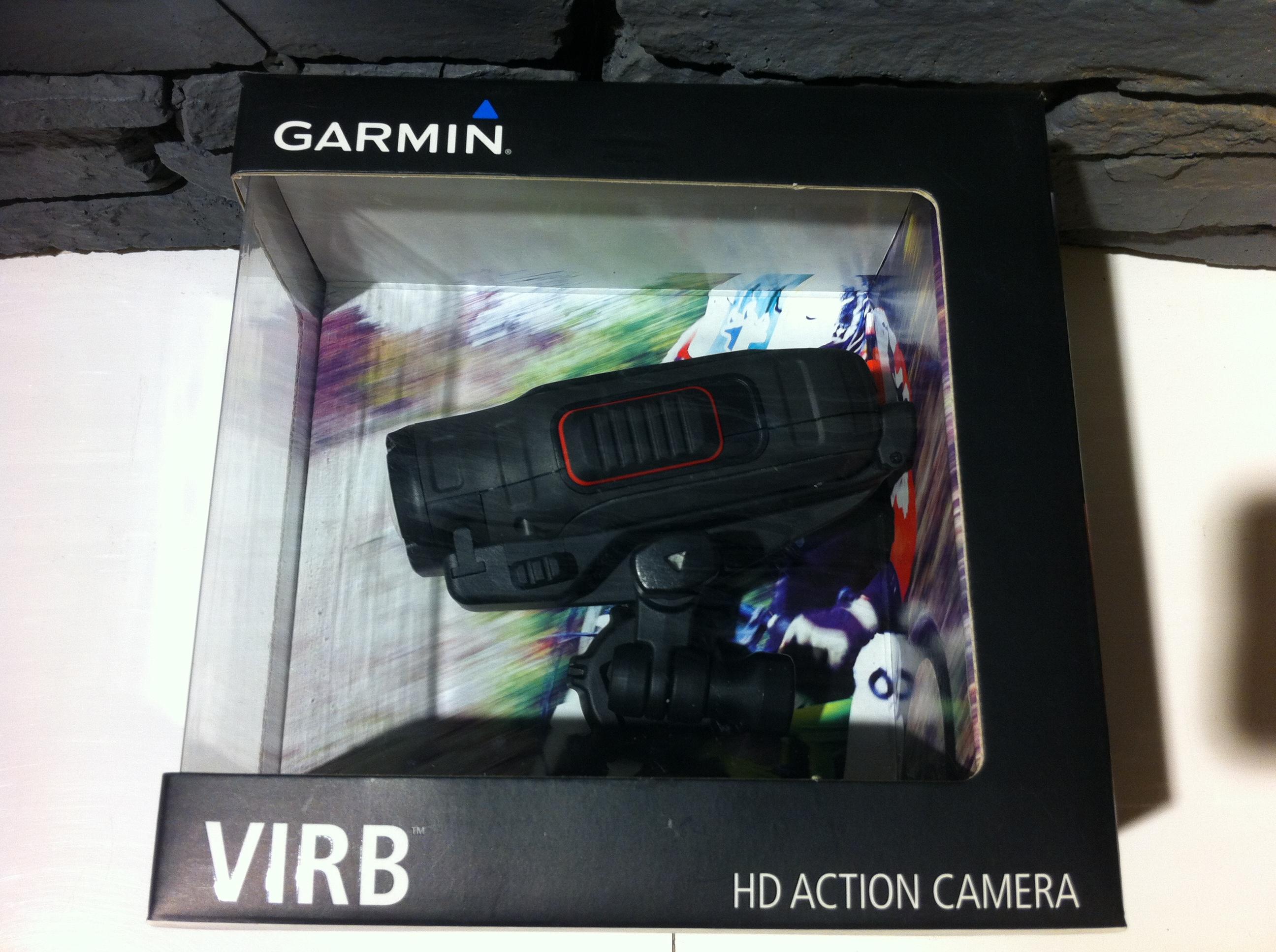 Camera Garmin Virb Image