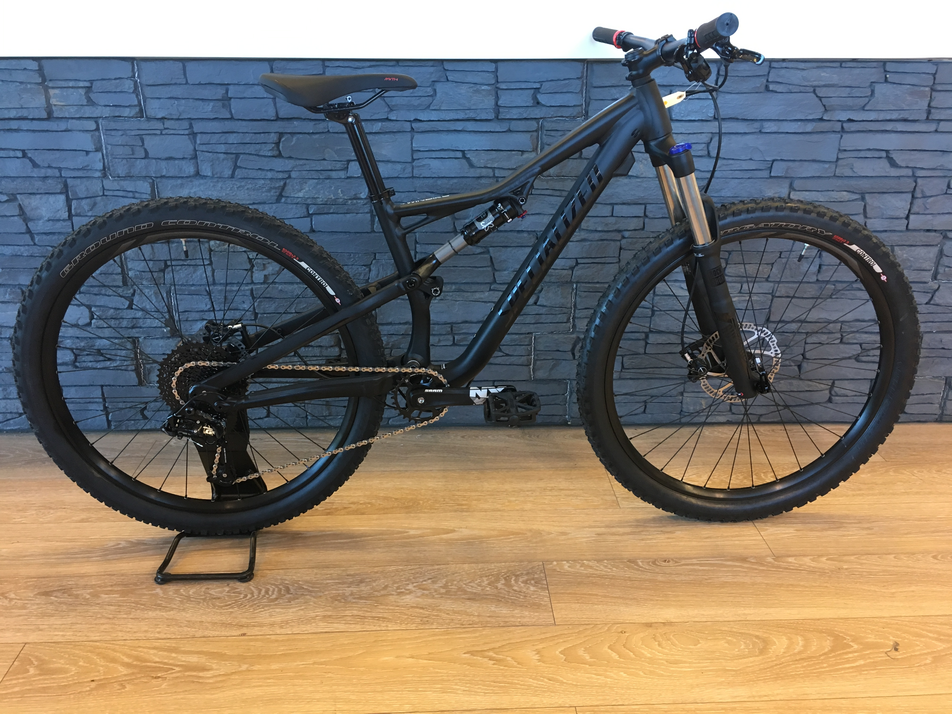Specialized Camber Woman 650B T:S 2017 Image