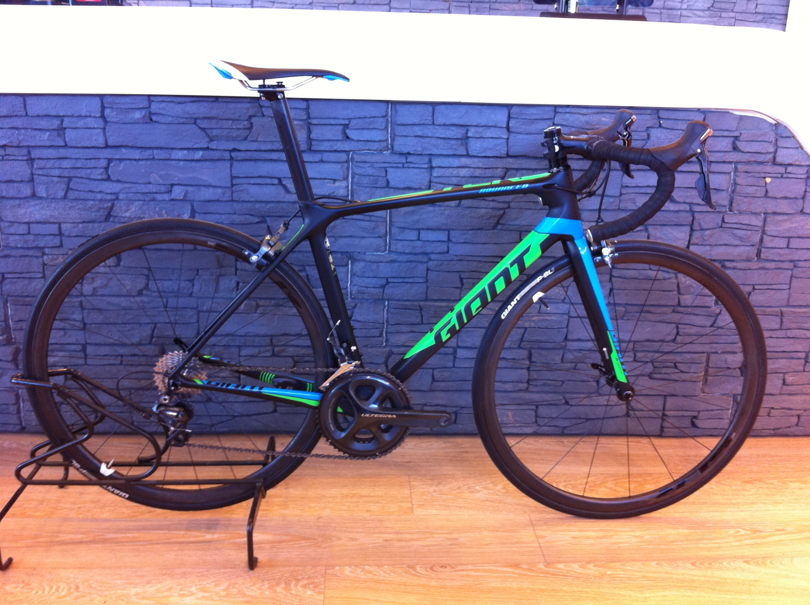 Giant TCR Advanced Pro T:54 2016 Image
