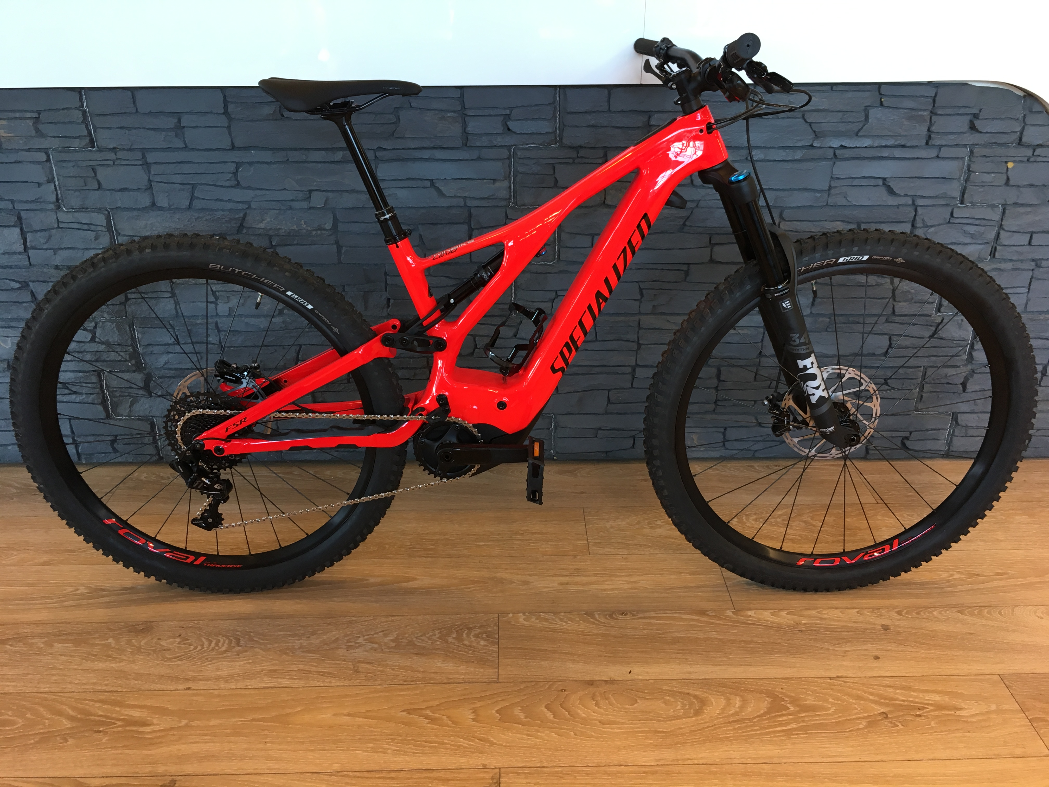 Specialized Turbo Levo comp carbon T:M 2019 Image