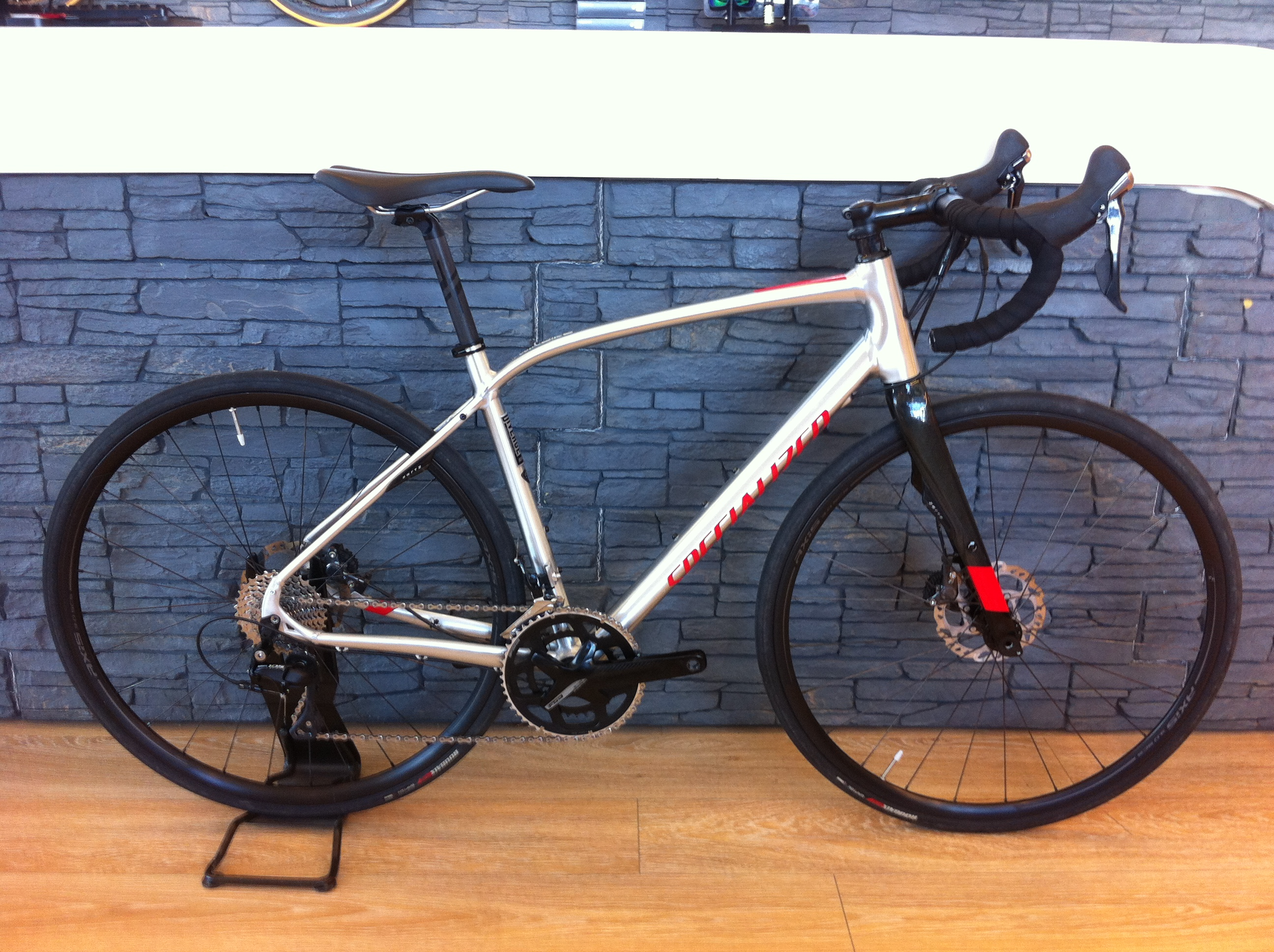 Specialized Diverge Comp DSW T:56 2016 Image