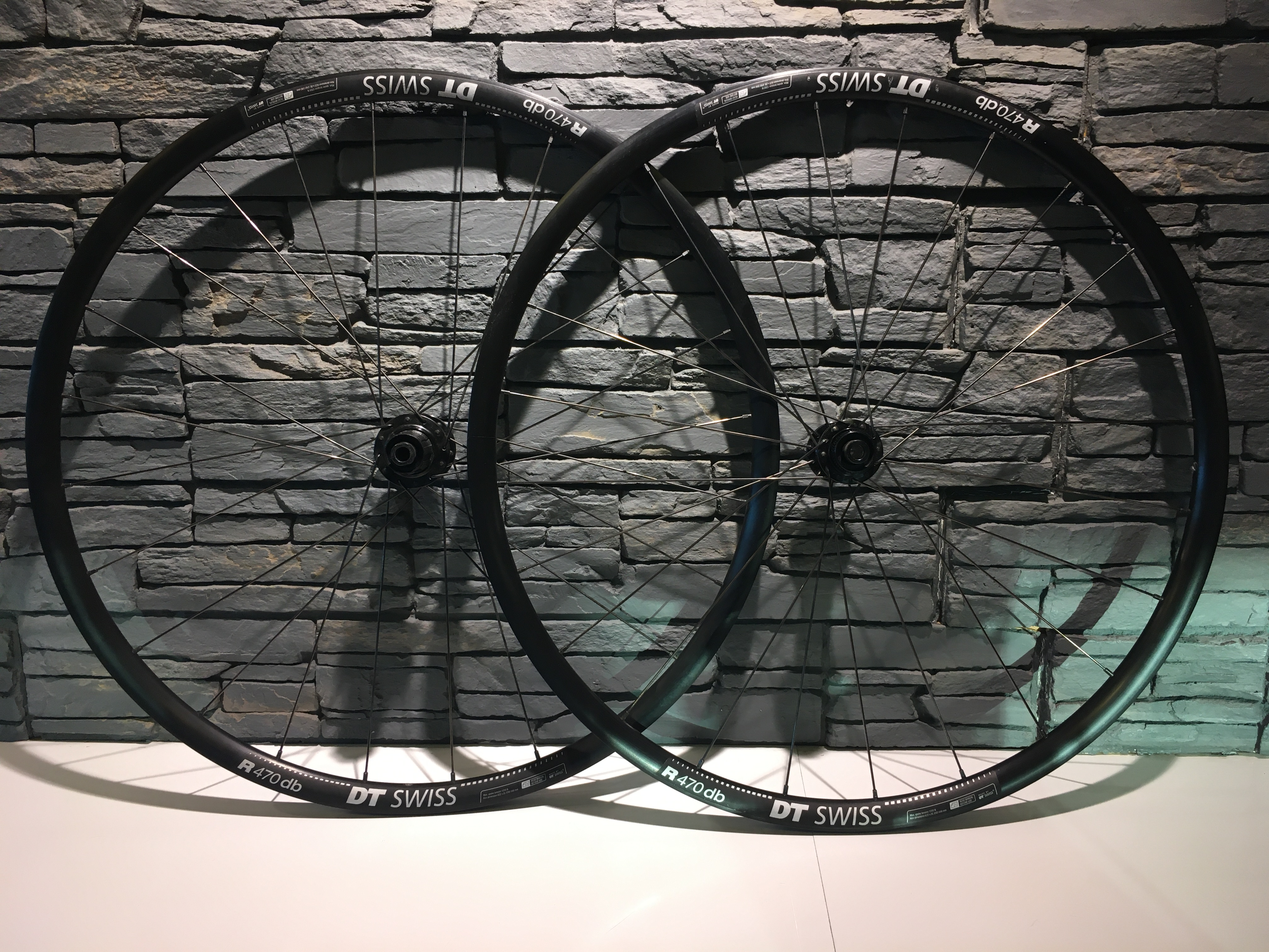 Roues DT Swiss R470 Image