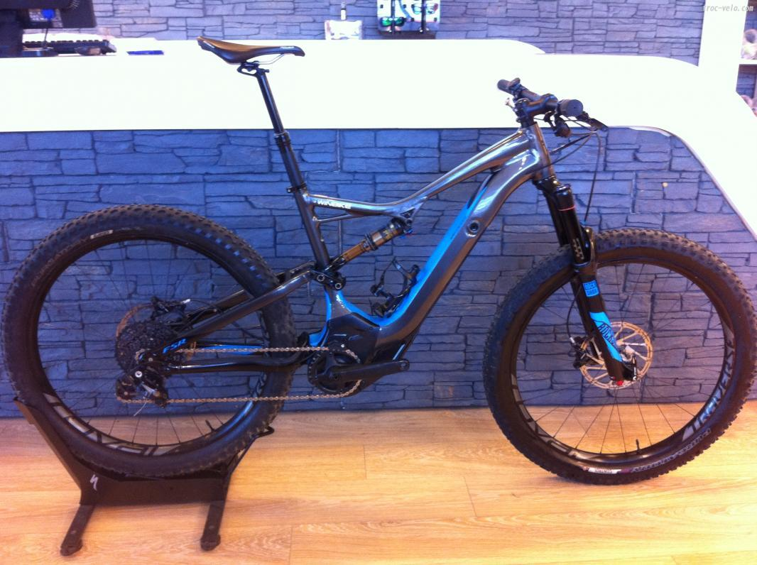 Specialized Turbo Levo Expert T:L 2016 Image