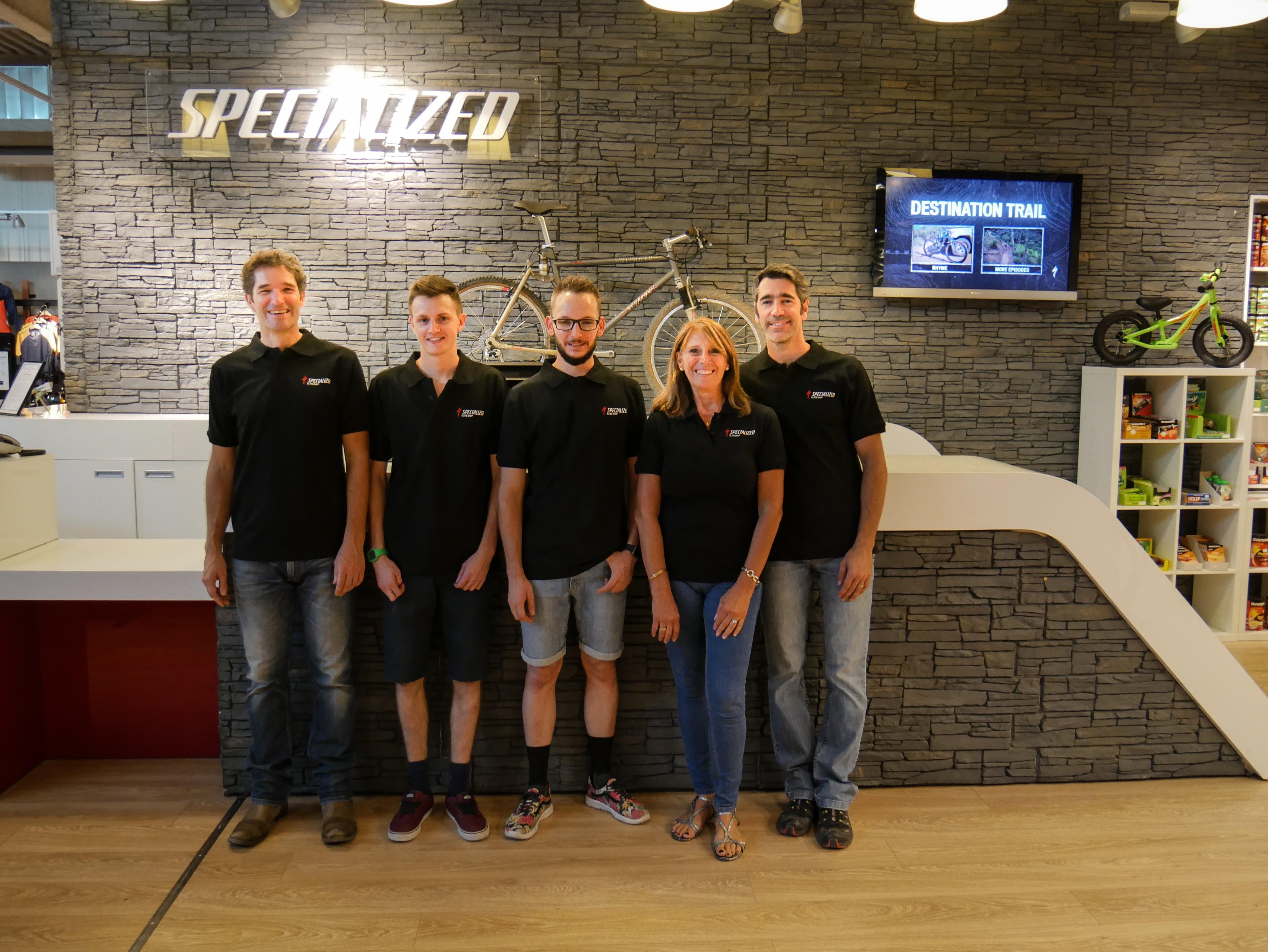 Team Winbike