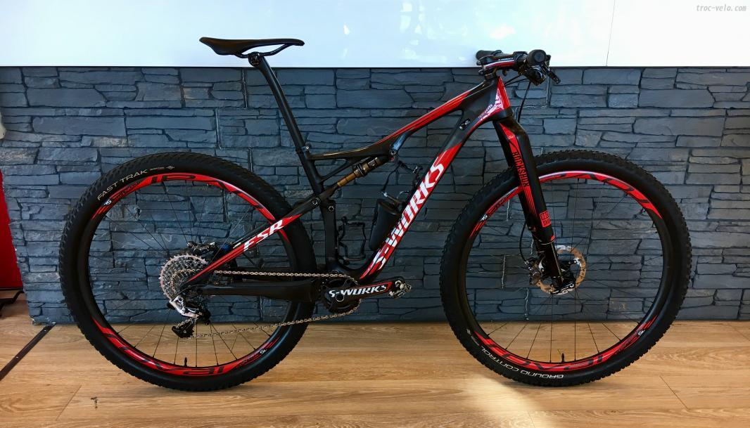 Specialized Epic SW WC 2016 T:M Image